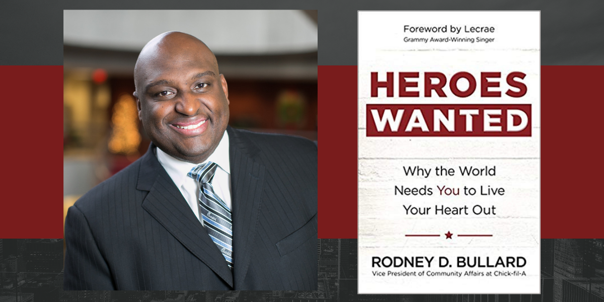Rodney Bullard Chats About How Gen X Can Unleash the Hero Inside of them